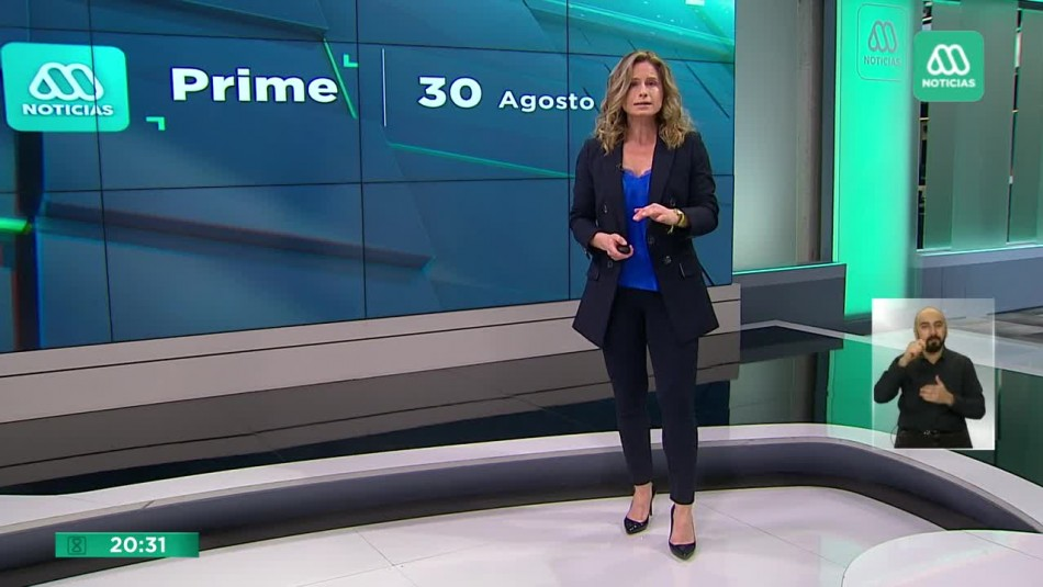 Meganoticias Prime - Domingo 30 de agosto 2020
