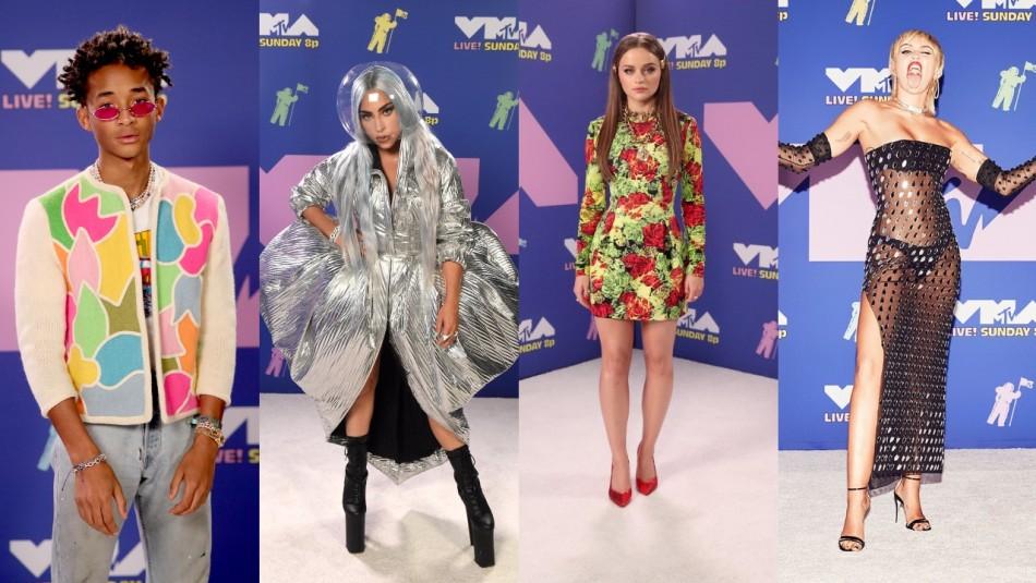 Revisa los mejores look de los VMAs 2020: Lady Gaga fue la reina de las mascarillas