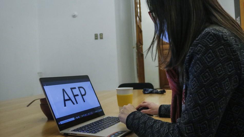Pulso Ciudadano: El 78,1% está de acuerdo con un nuevo retiro de fondos AFP