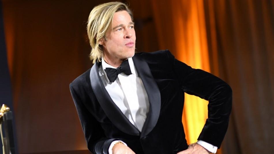 Brad Pitt estaría saliendo con una mujer casada y su marido no tendría ningún problema