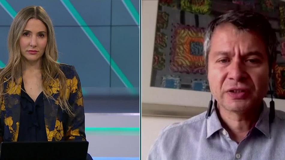Imacec se contrajo 10,7%: Entrevista con el economista Claudio González