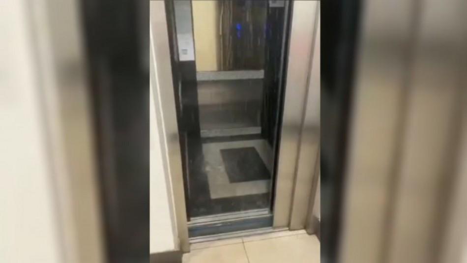 Edificio se inunda tras rotura de piscina en Copiapó