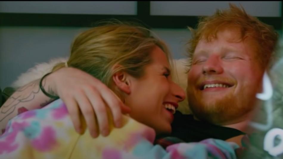 Ed Sheeran y Cherry Seaborn anuncian la llegada de su hija con un tierno mensaje
