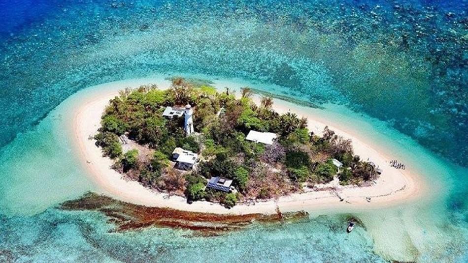 Trabajo soñado: Buscan personas que puedan cuidar paradisíaca isla en Australia