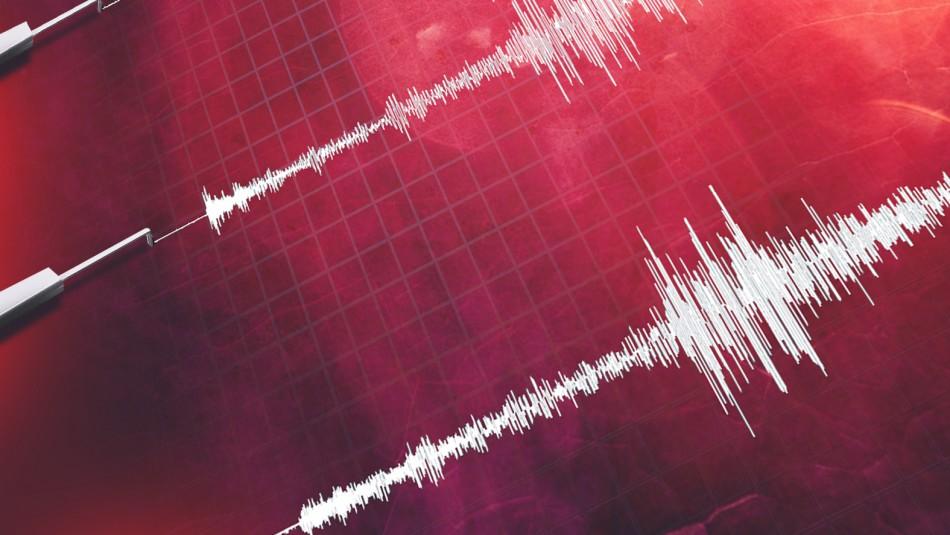 Shoa descarta tsunami en las costas de Chile tras sismo de 6,3 grados en Atacama