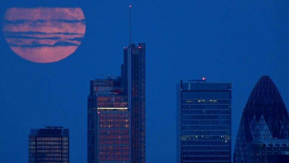 Eclipse Lunar Penumbral del 30 de noviembre.