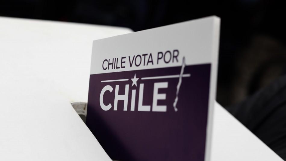 Plebiscito: Reforma constitucional propone voto por correo para enfermos de coronavirus