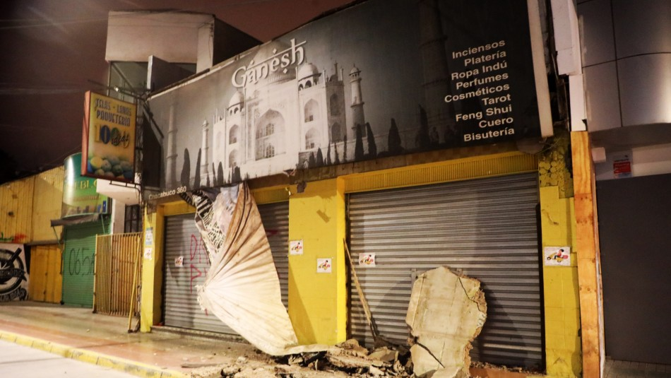 Seguidilla de réplicas afectan a Huasco durante la madrugada