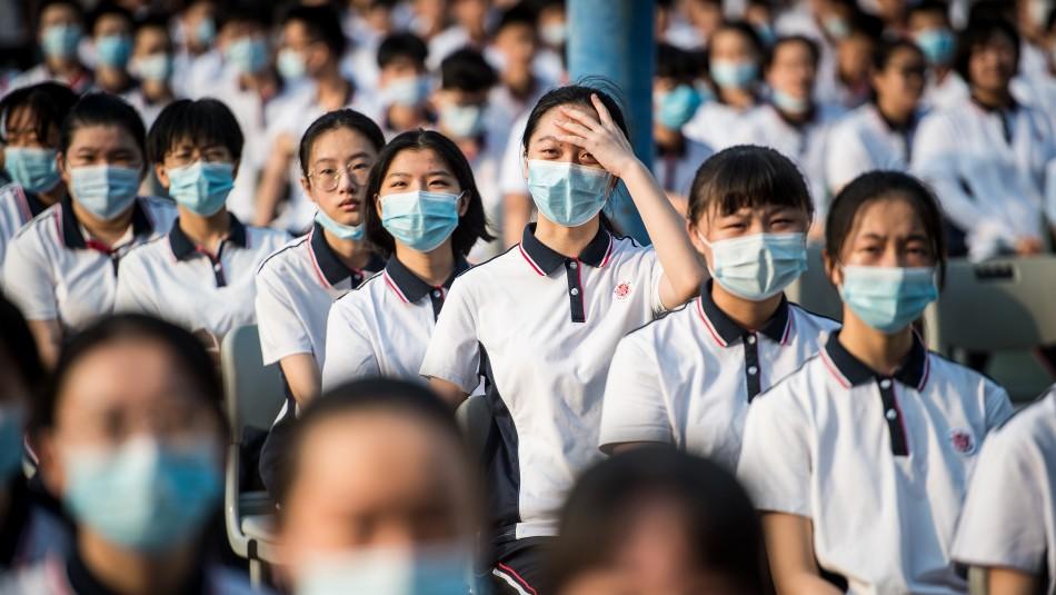 Retornan las clases presenciales en Wuhan, la ciudad donde emergió el coronavirus