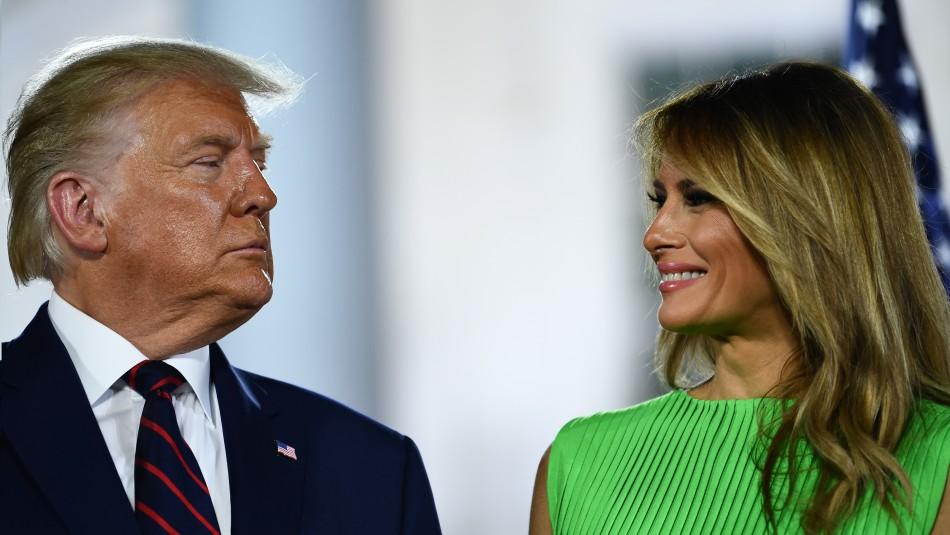 Tres secretos que fueron revelados sobre la vida de Melania Trump en la Casa Blanca