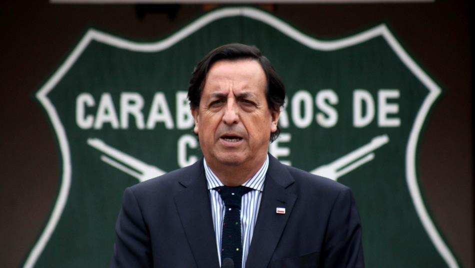 DC confirma acusación constitucional contra ministro Pérez por paro camionero