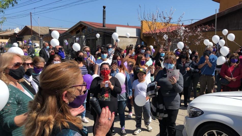A un mes: Entregan cuerpo de Ámbar Cornejo a su familia para funeral en Villa Alemana