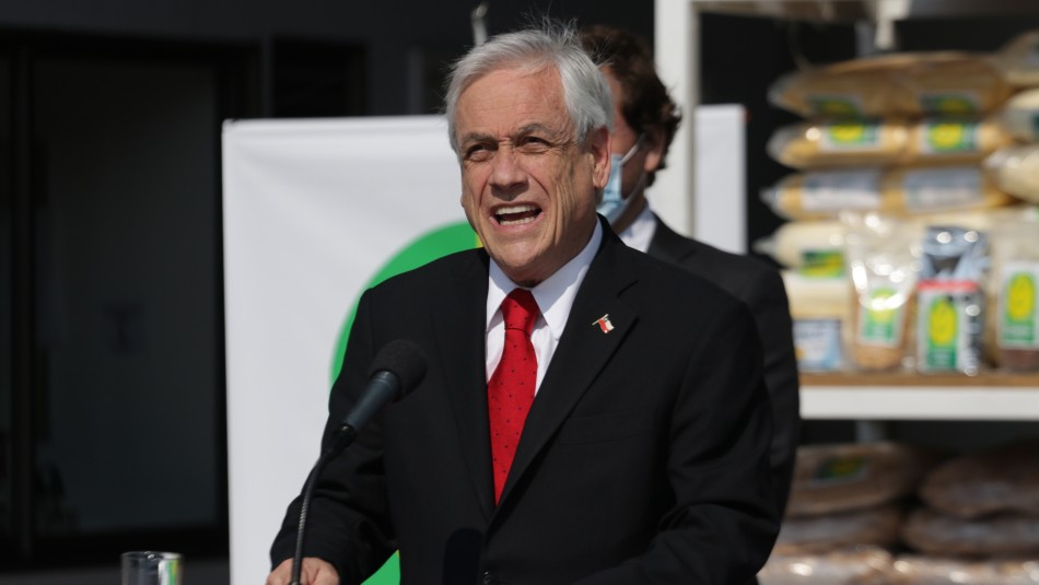 Piñera valora fin del paro de camioneros y se compromete a mejorar la seguridad en las rutas