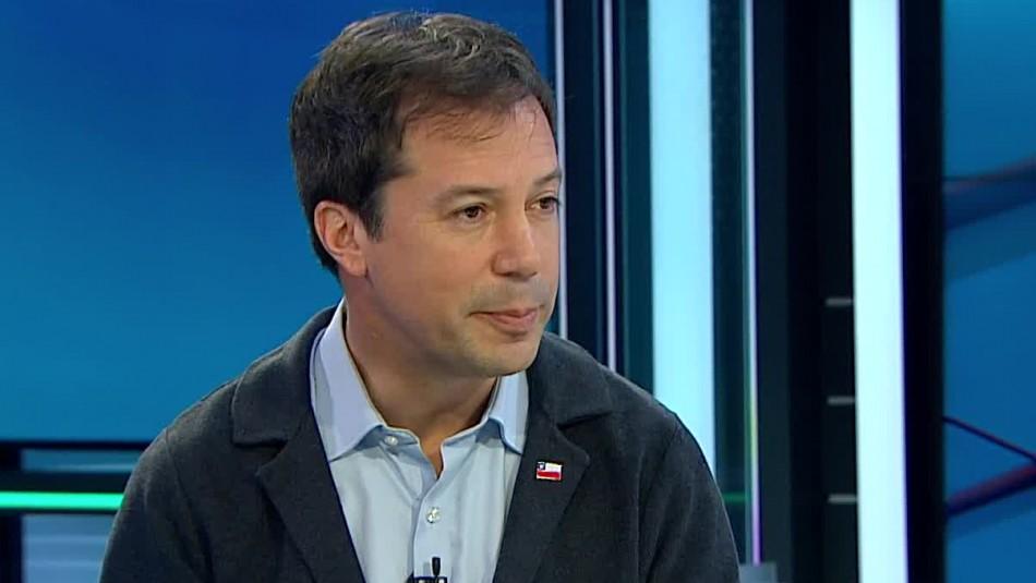 Entrevista al ministro de Economía Lucas Palacios