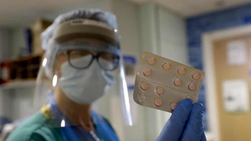 Baja el riesgo de muerte por coronavirus con antiinflamatorio de bajo costo