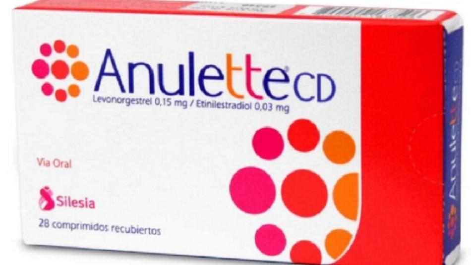 Retiran lotes defectuosos y suspenden registro sanitario de anticonceptivas Anulette CD