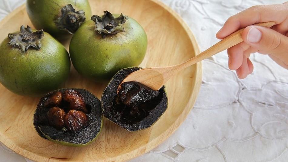 Zapote negro: la fruta que sabe a chocolate y combate el insomnio