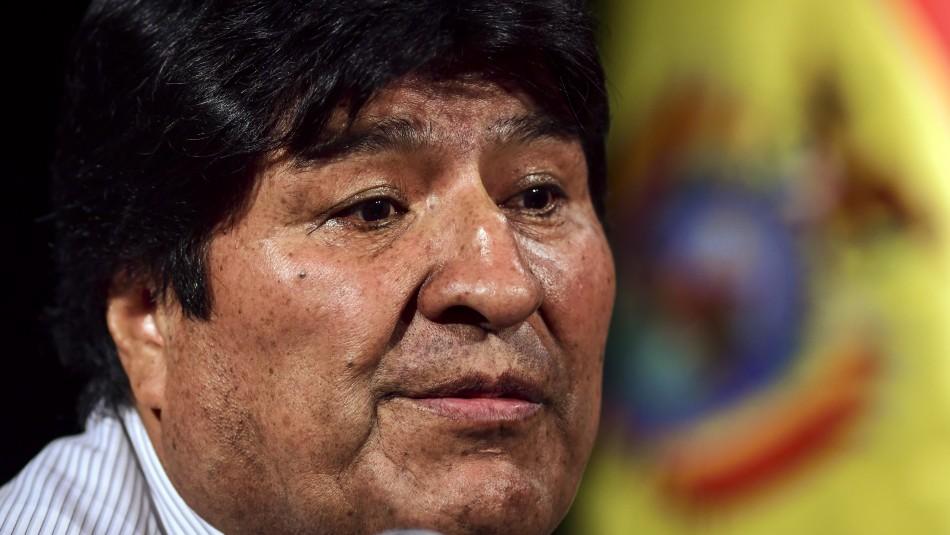 Bolivia acude a Corte Penal de La Haya para denunciar a Evo Morales