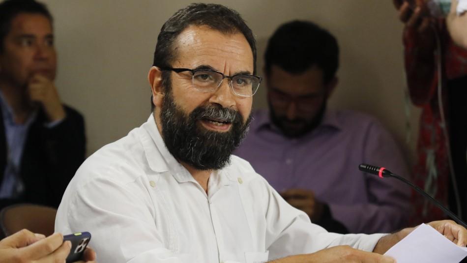 TC rechaza requerimiento para destituir al diputado Hugo Gutiérrez