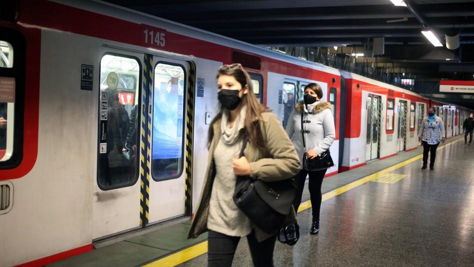 Metro: Toda la L5 estará habilitada desde el lunes tras reapertura de estación Laguna Sur