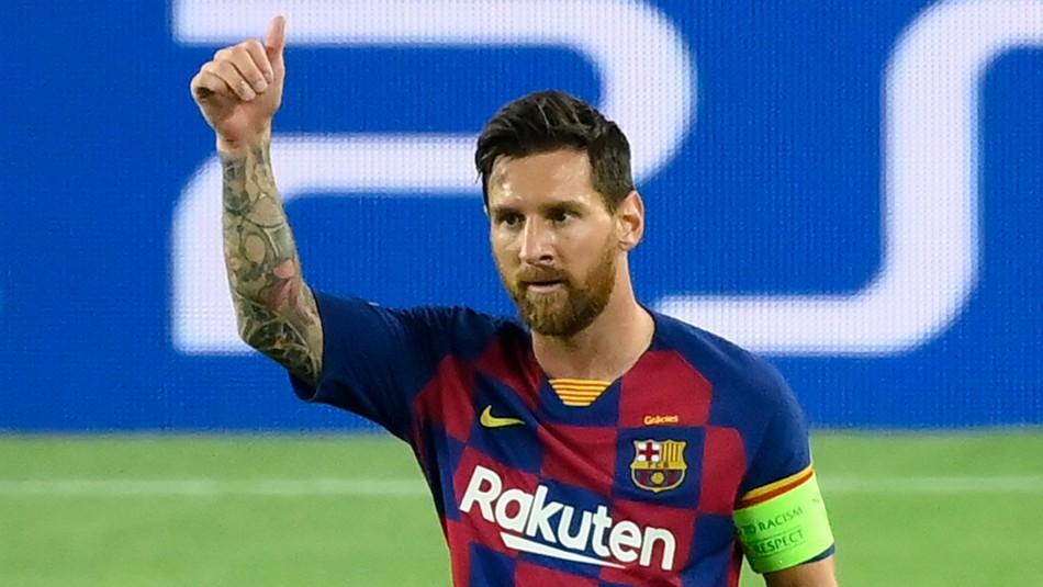 Lionel Messi seguirá en Barcelona.