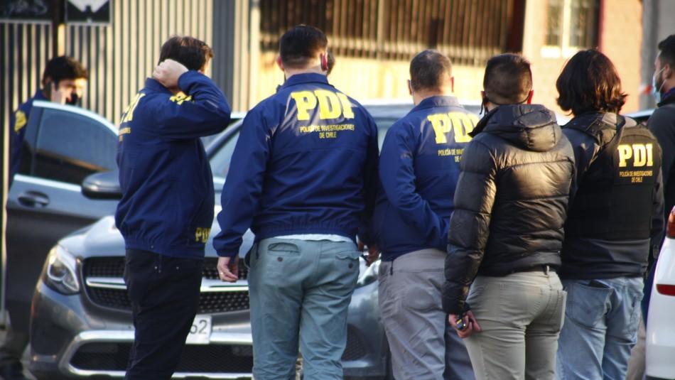 Detienen a cantante de trap chileno como supuesto líder de banda de narcotráfico