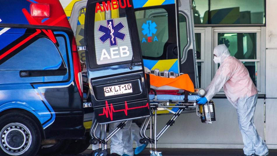 Balance coronavirus: Minsal reporta 57 fallecidos y casi 2.000 nuevos contagios