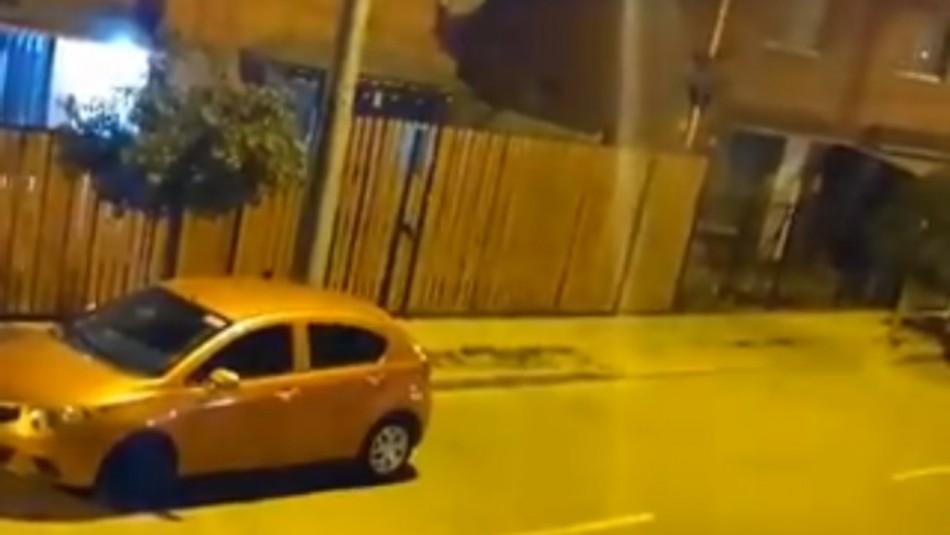 Intendenta de Coquimbo por sismo: