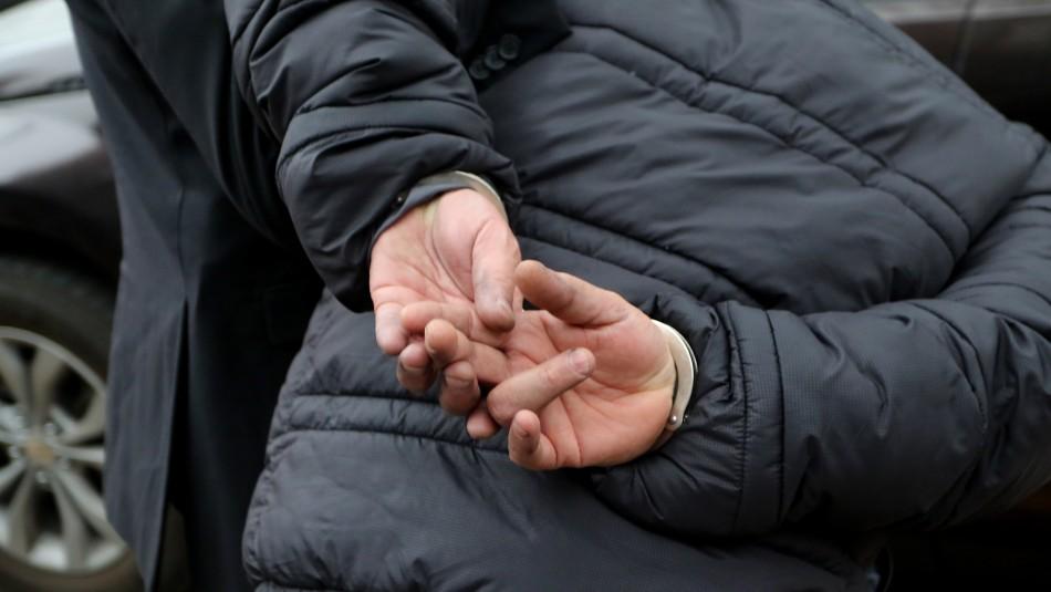 Detienen a presunto autor de nueve delitos de violación en la comuna de Ñuñoa