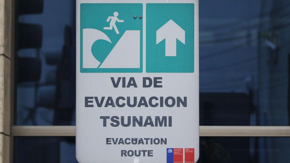 SHOA descarta riesgo de tsunami en las costas del país tras temblor en la región de Coquimbo