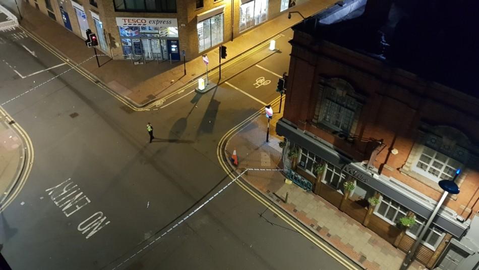 Policía de Birmingham declara