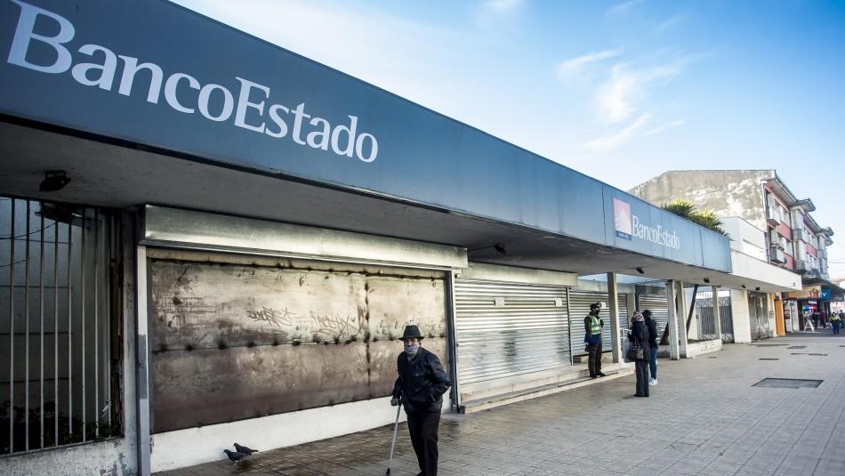 BancoEstado anuncia querella contra quienes resulten responsables de ataque informático