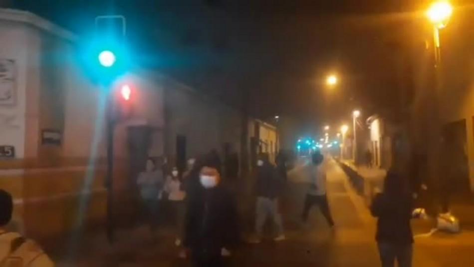 Graves incidentes en el Mercado de Coquimbo: 23 detenidos tras toma del recinto