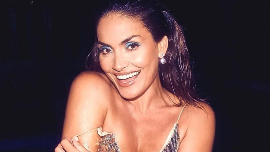 Carmen Gloria Bresky cambia de look y se tiñe rubia: