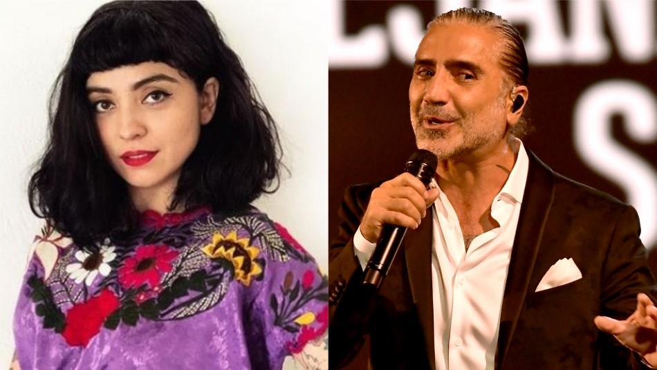 Mon Laferte sorprende anunciando canción con Alejandro Fernández: