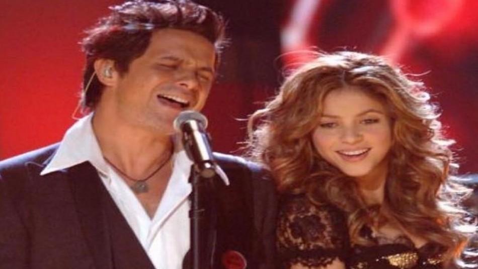 Los videos de Shakira y Alejandro Sanz que se viralizaron 15 años después de