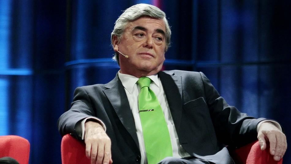 Polola de Hernán Calderón Argandoña retira querella de abuso contra su suegro