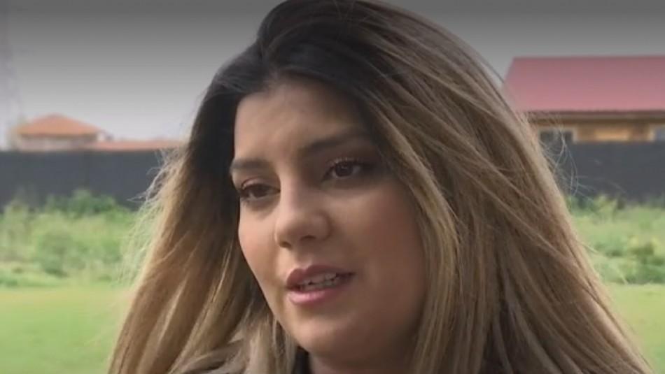 Valeria Pérez denuncia a Leo Valencia.