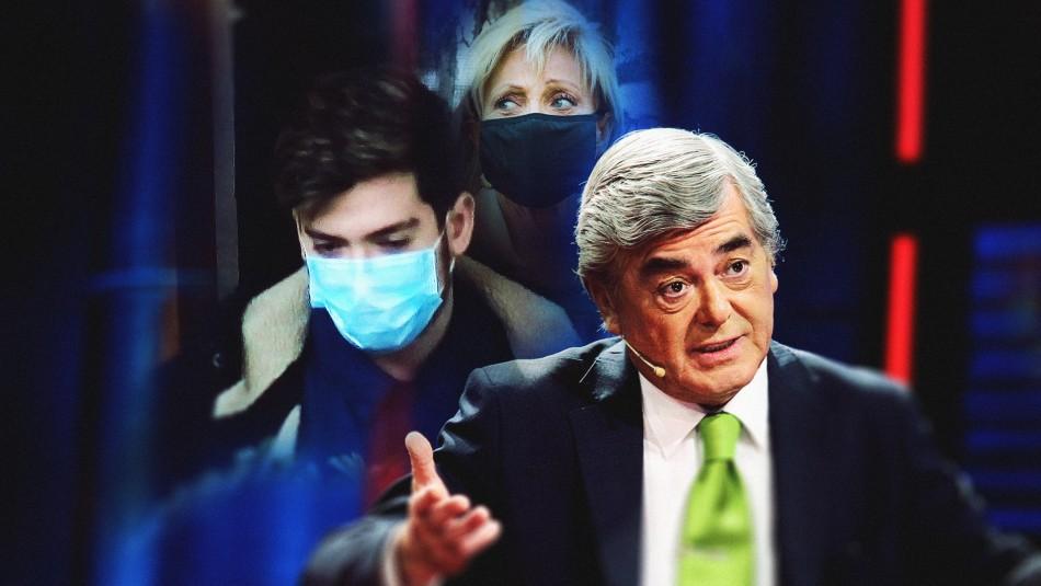 Vuelcos, audios y corrección de delito: La cronología del caso Calderón Argandoña