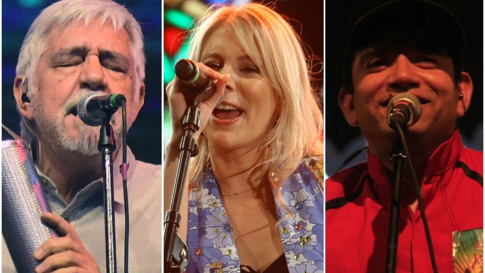 Vamos Chilenos: Estos son los artistas que estarán en la campaña del 18 y 19 de septiembre