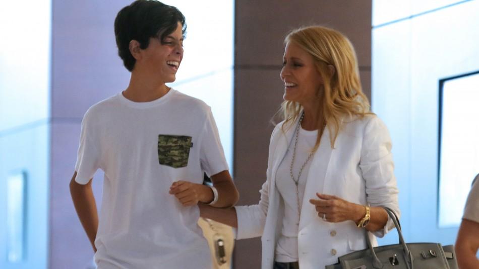 Cecilia Bolocco y la constante preocupación por su hijo Máximo: