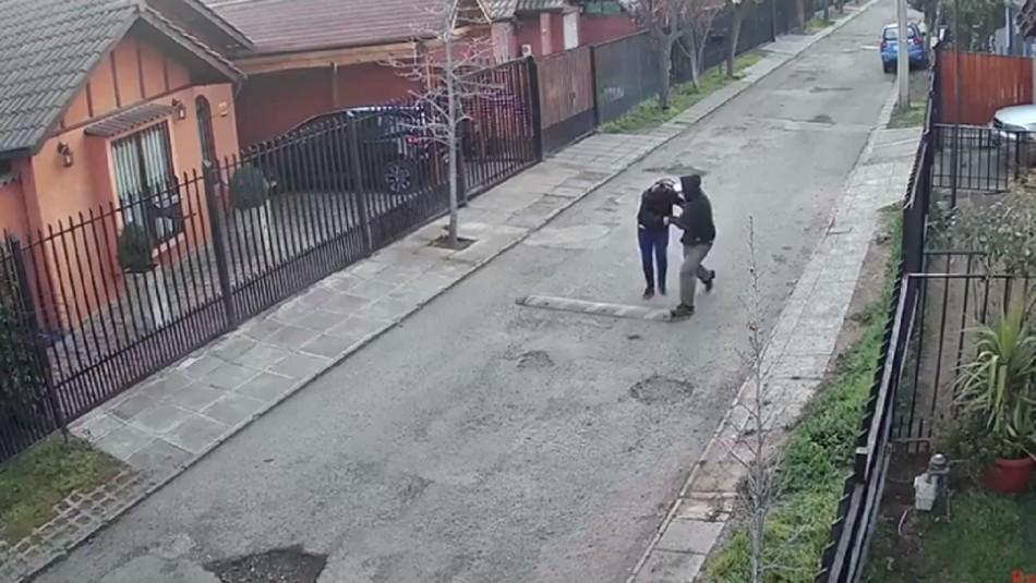 Video de agresión a mujer en La Florida: Víctima decidió no continuar con la denuncia