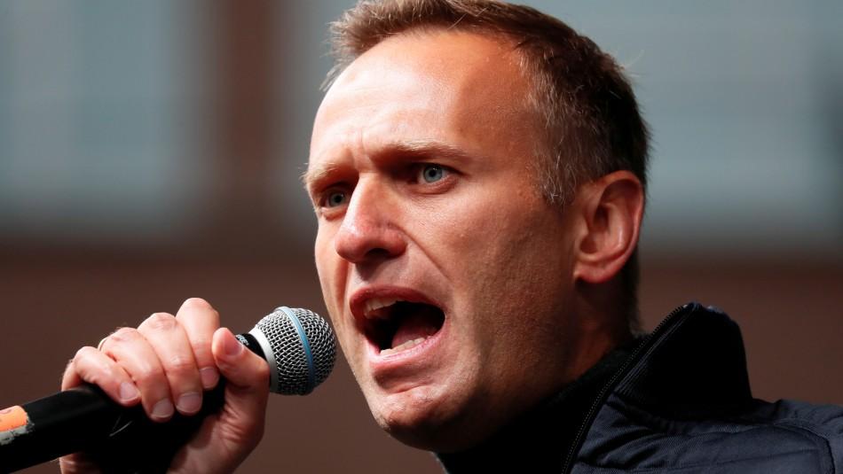 Estados Unidos cree que envenenamiento de Navalni fue ordenado por