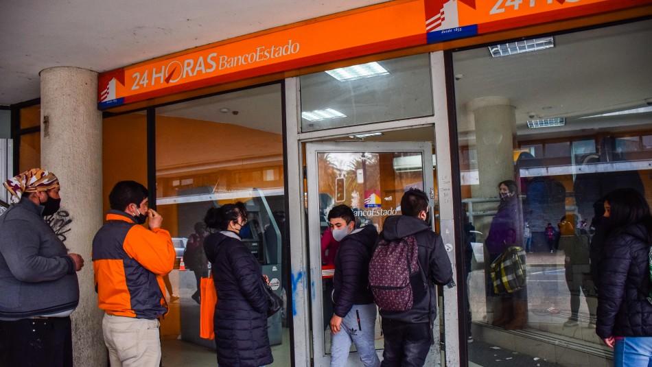 BancoEstado busca retomar funciones tras ciberataque.