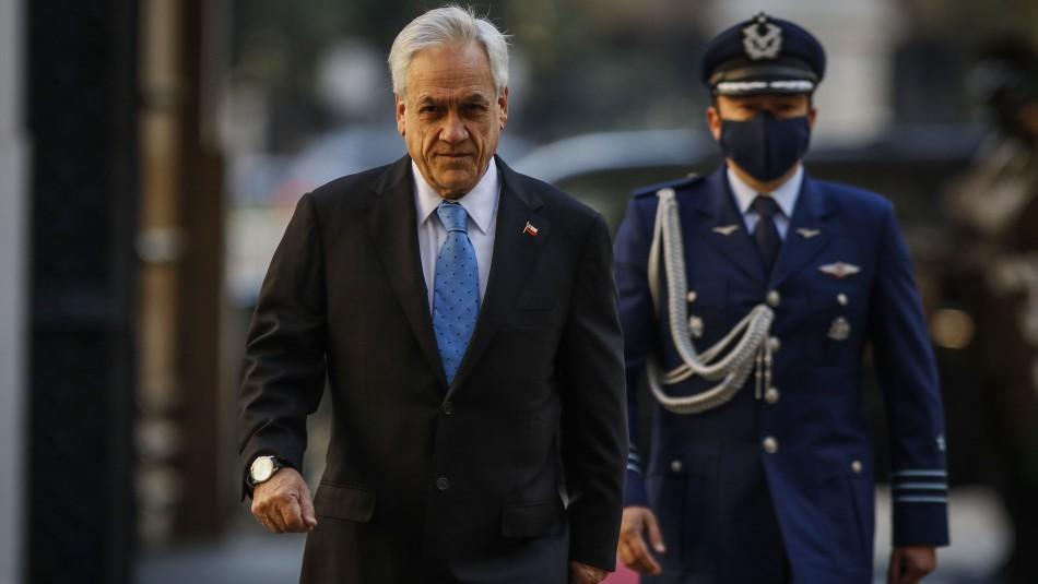 Piñera asegura que respeta decisión de no cambiar fiscal que indaga muertes por coronavirus