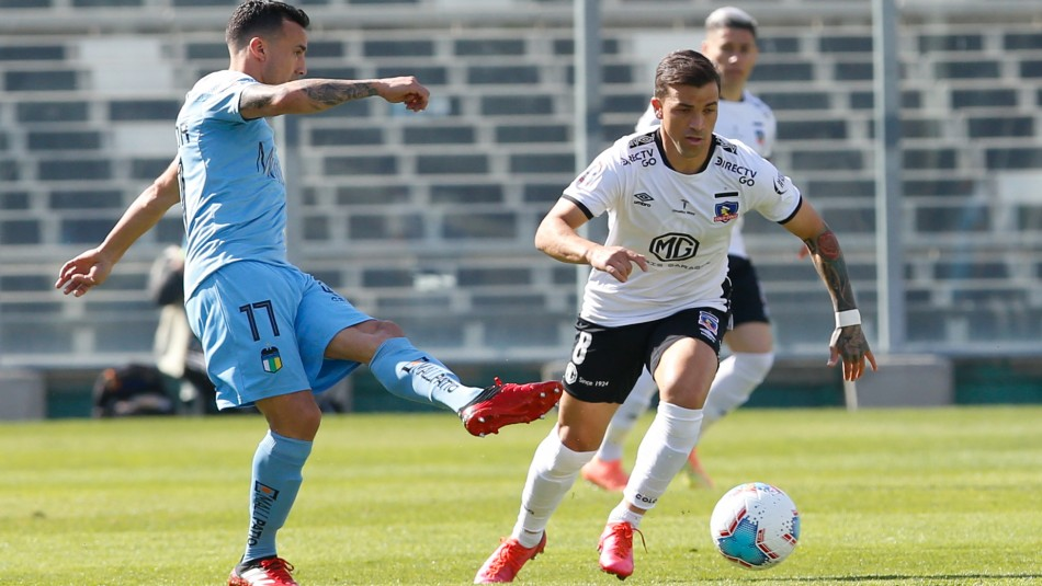 Se juega en el Estadio Monumental.