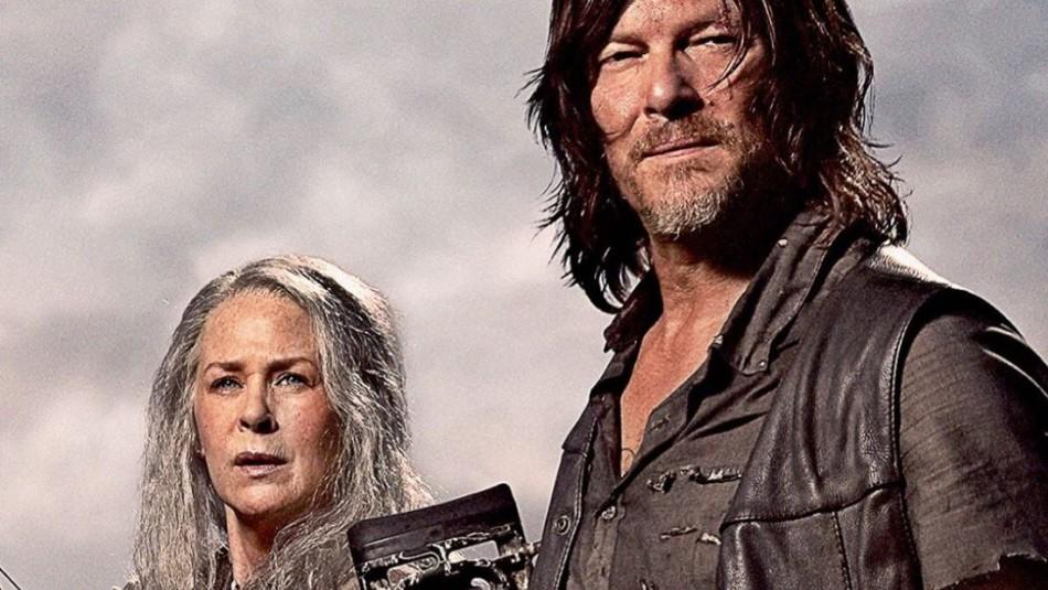 The Walking Dead anuncia su fin tras 12 años de historia: Culminará en 2022