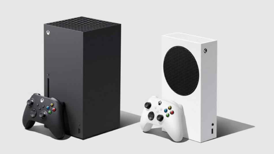 Los precios de nuevas Xbox en Chile.