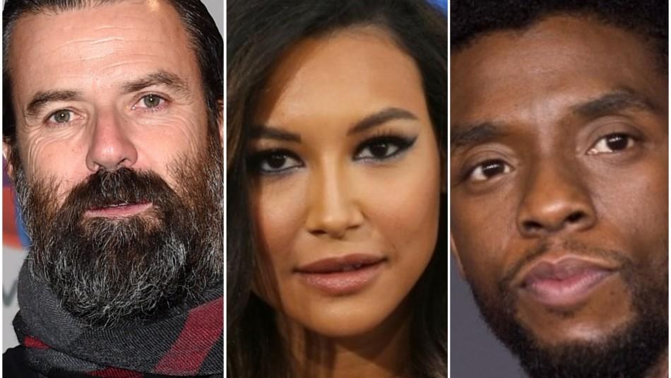 Pau Donés, Naya Rivera y Chadwick Boseman: Los famosos que han muerto este 2020