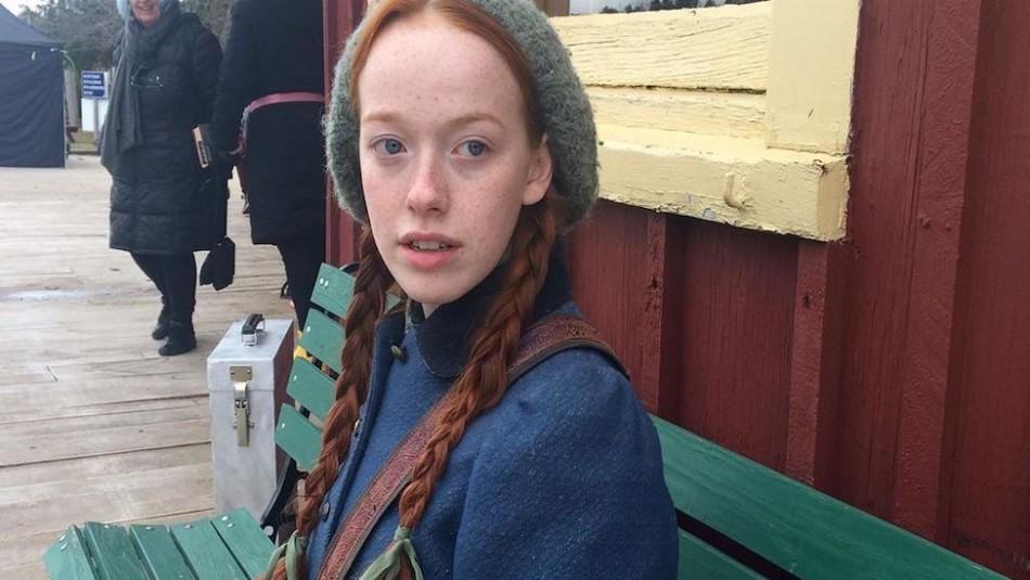 Anne with an E: El emocionante video al finalizar de grabar la última escena de la temporada 1
